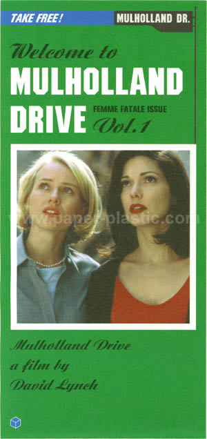 Mulholland Drive: Welcome to Mulholland Drive Vol.1