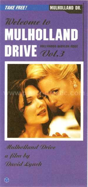 Mulholland Drive: Welcome to Mulholland Drive Vol.3
